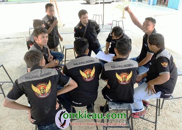 Tim Juri Radjawali Indonesia DPC Blora