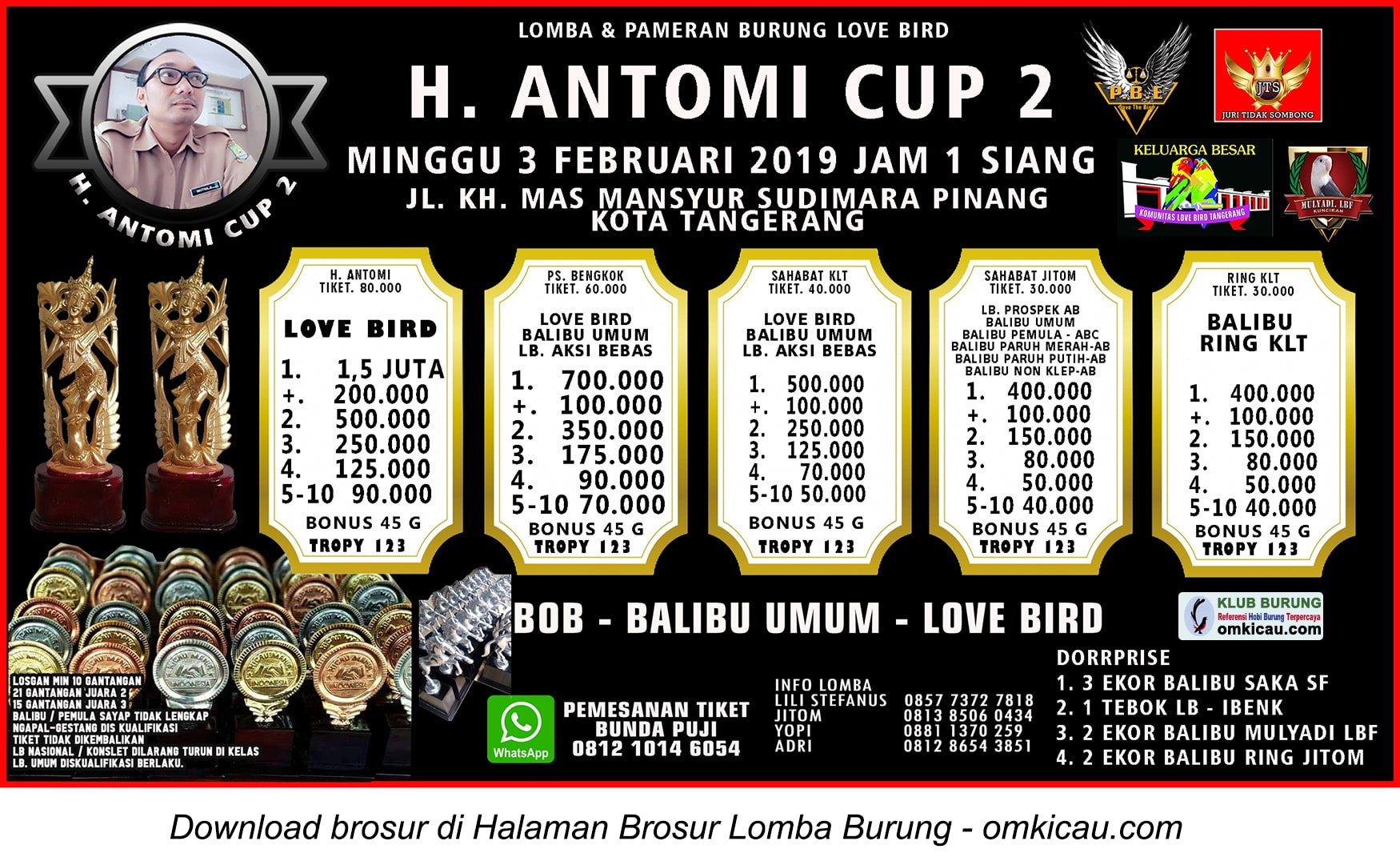 H Antomi Cup 2
