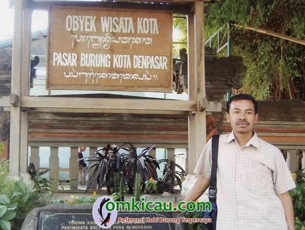 pasar burung Denpasar