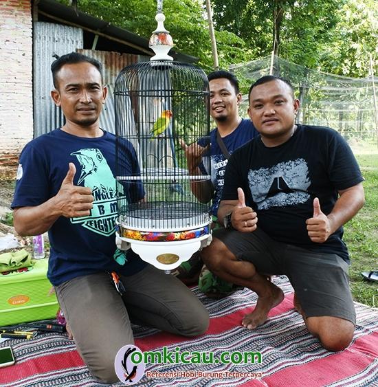 lovebird balibu Prabu