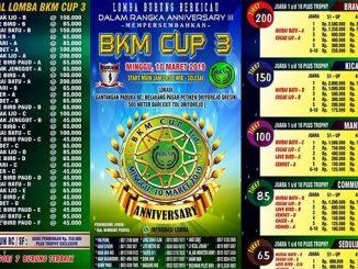 BKM Cup 3