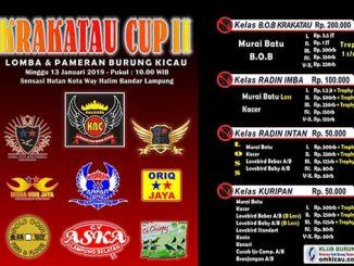 Krakatau Cup II