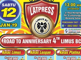 Latpres Road to Anniversary 4Th Limus BC