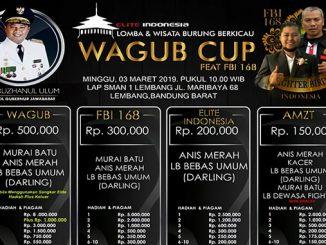 Wagub Cup feat FBI 168