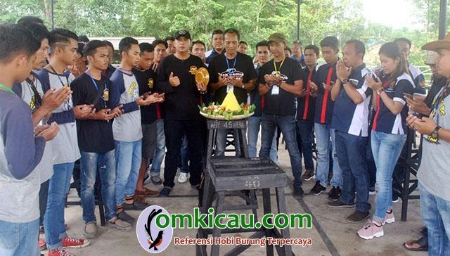 Anniversary 1 Tahun Meratus BC Kalimantan