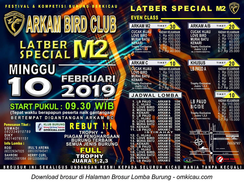 Latber Special M2 Arkam BC