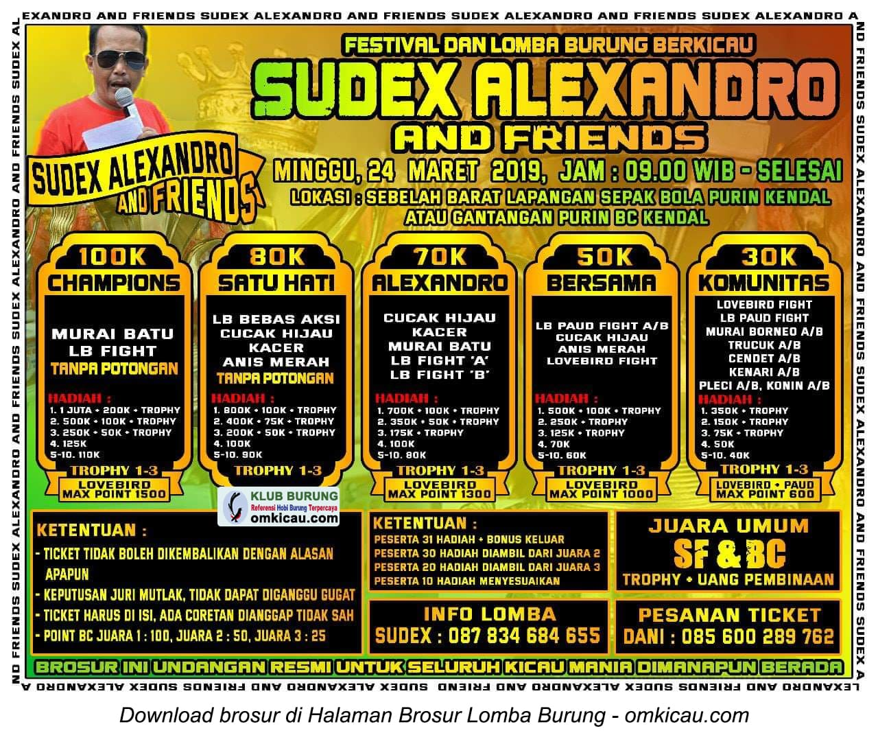 Sudex Alexandro and Friends