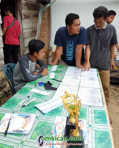 Latpres Awal Bulan JIBC Batumarta