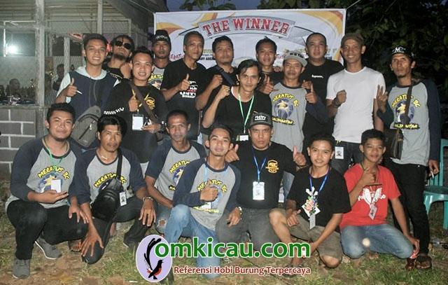 Kru Meratus BC Kalimantan