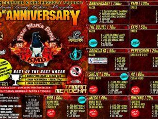 2nd Anniversary KMD
