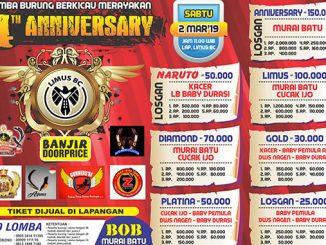 4th Anniversary Limus BC