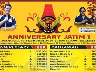 Anniversary RI Jatim I