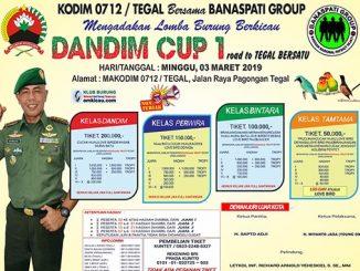 Dandim Cup 1