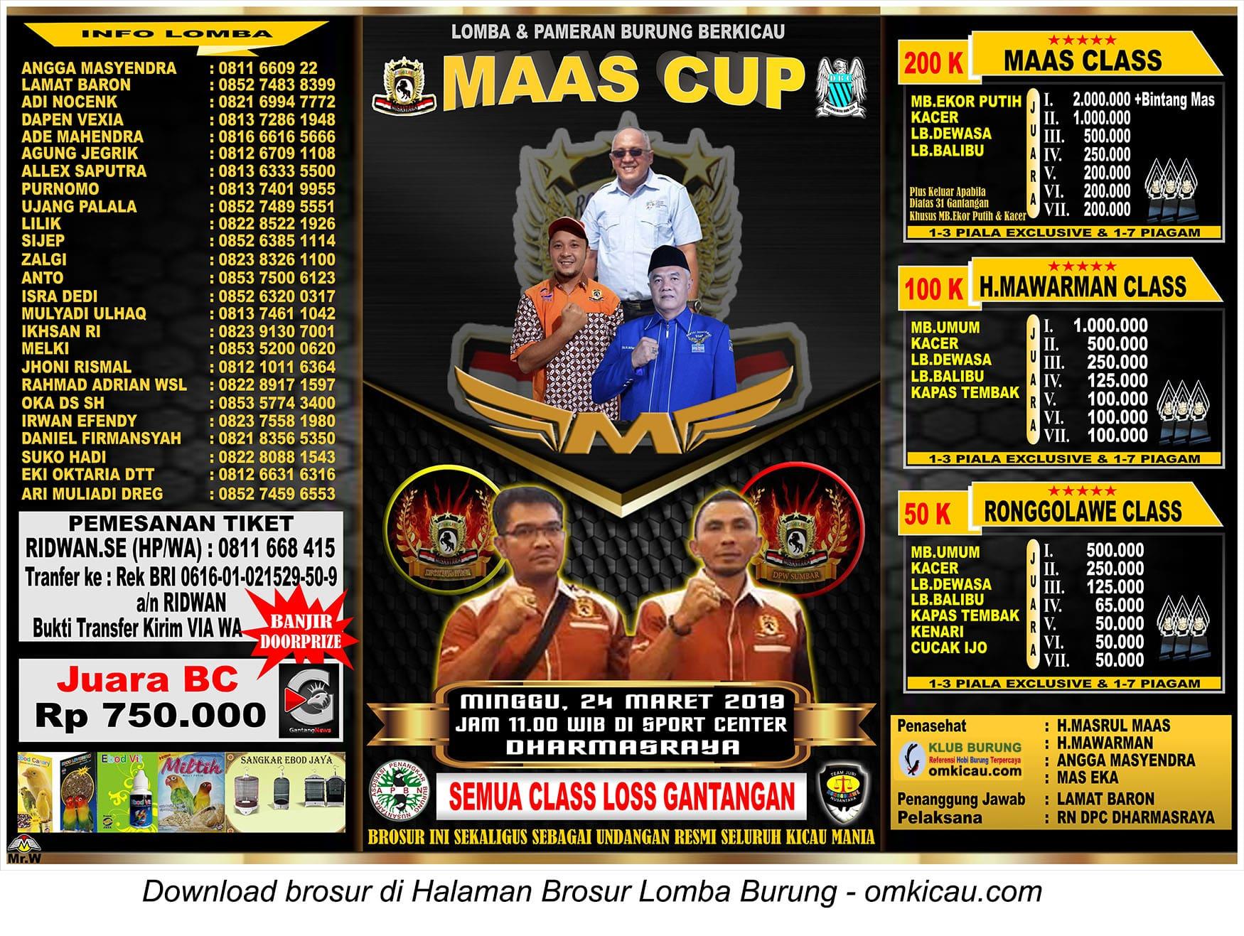 MAAS Cup