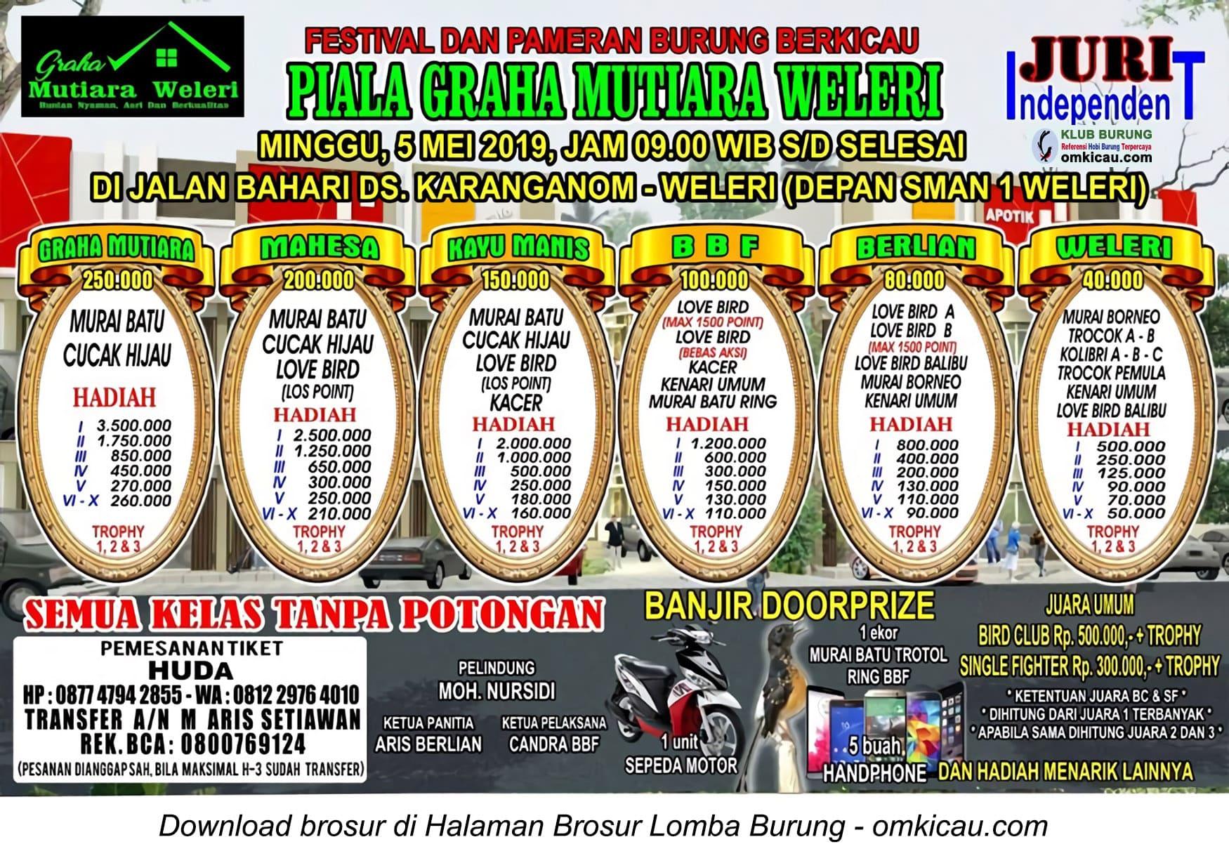 Piala Graha Mutiara Weleri