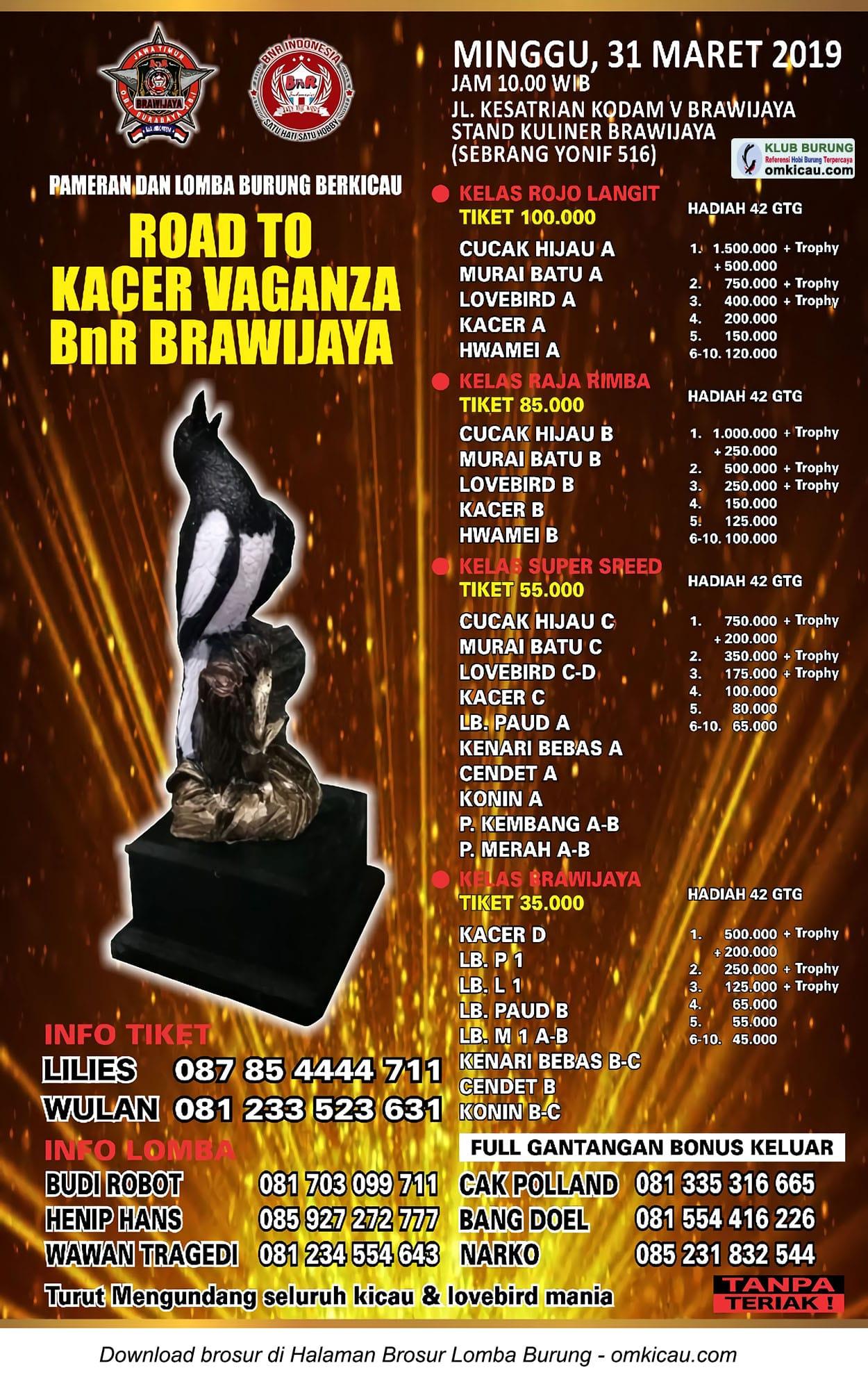 Road to Kacer Vaganza