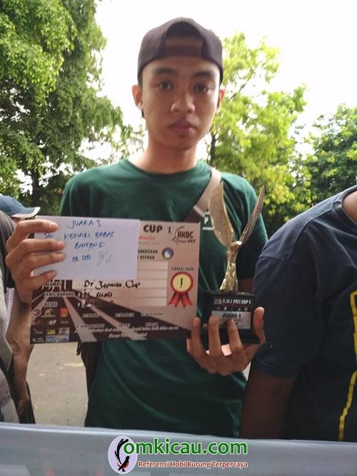 RMI Pati Cup 1
