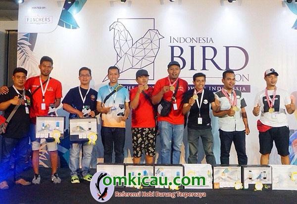 kontes burung IBC 2019