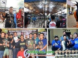 1st Anniversary Team 7371 Indonesia