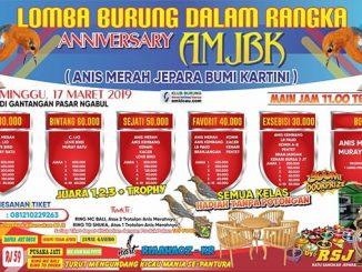 Anniversary AMJBK