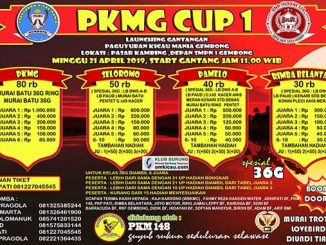 PKMG Cup 1