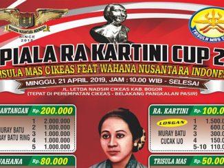 RA Kartini Cup 2