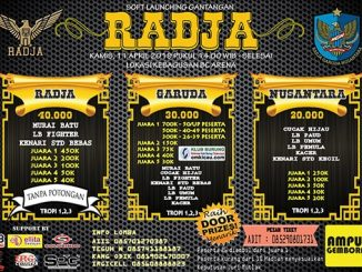 Soft Launching Gantangan Radja