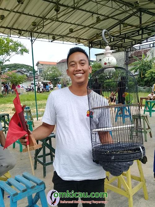 lovebird Sangkuriang
