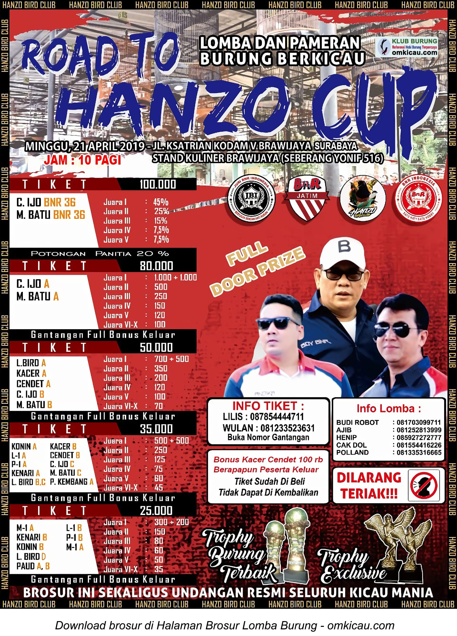 Road to Hanzo Cup