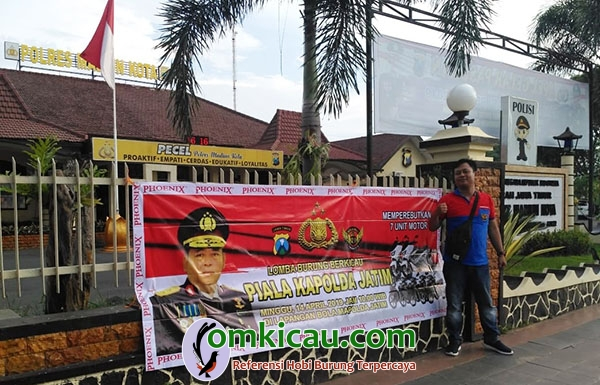 lomba burung di Surabaya
