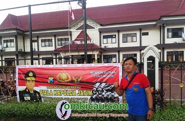 Piala Kapolda Jatim