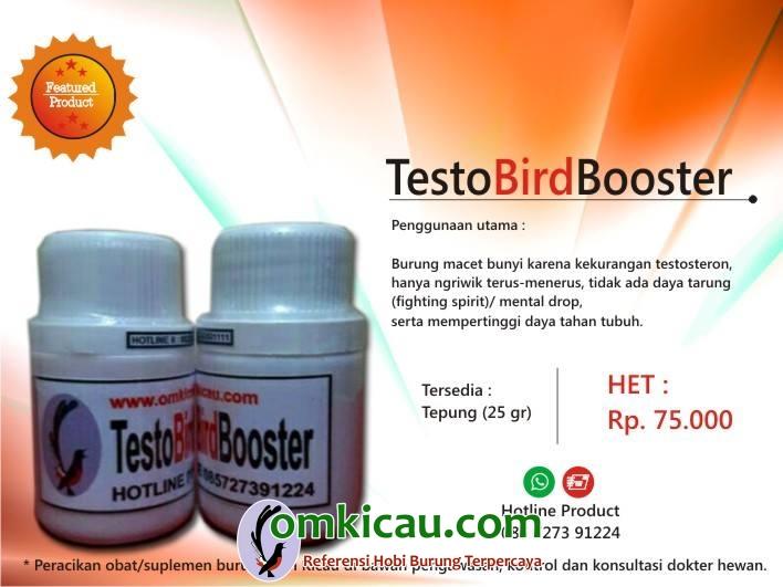 Testo Bird Booster