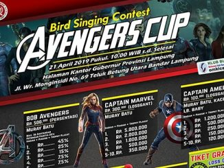 Avengers Cup