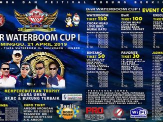 BnR Waterboom Cup I