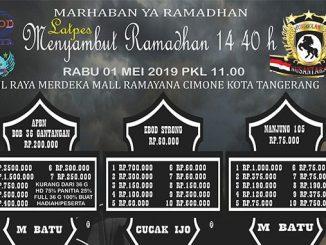 Latpres Menyambut Ramadhan
