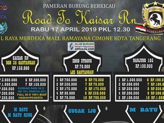 Road to Kaisar RN
