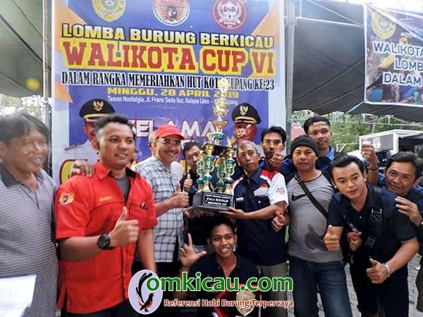 Wali Kota Cup VI Kupang