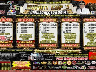 Bupati Cup 3 Banjarnegara