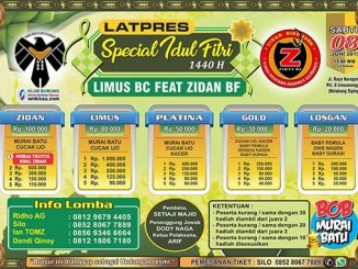 Latpres Special Idul Fitri Limus BC feat Zidan BF