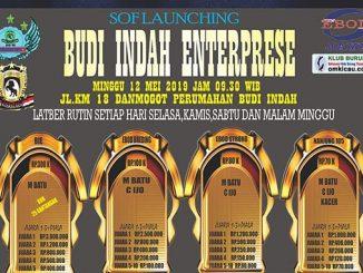 Soft Launching Budi Indah Enterprise