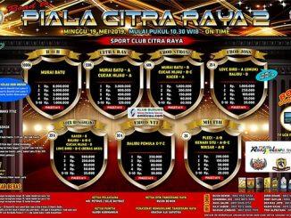 Road to Piala Citra Raya 2