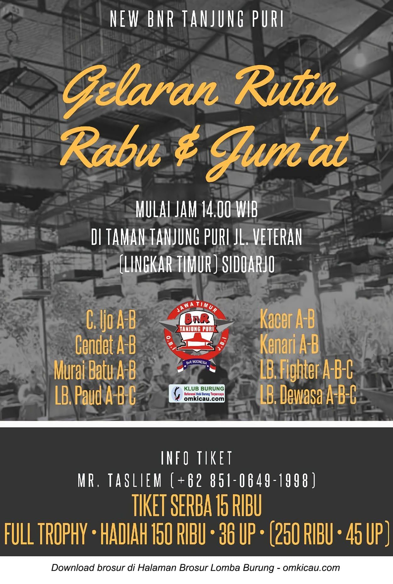 BnR Tanjung Puri
