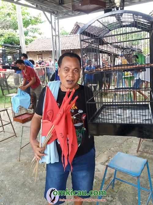 cucak ijo Gambang Suling