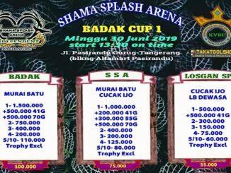 Badak Cup 1