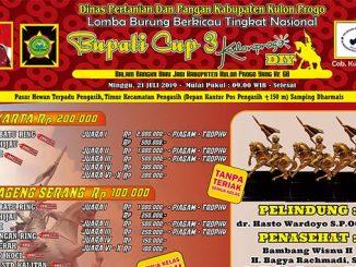 Bupati Cup 3 Kulonprogo