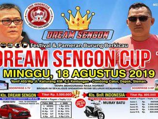 Dream Sengon Cup 1