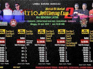 Halal Bihalal Trio Jelitheng Cup 2