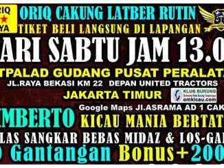 Latber Oriq Cakung