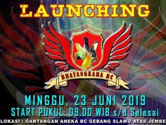 Launching Bhayangkara BC