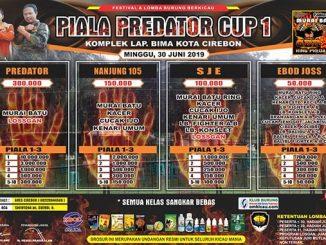 Predator Cup 1